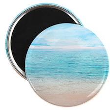 Beautiful Beach Magnet