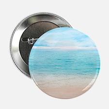"Beautiful Beach 2.25"" Button"