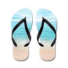 Beautiful Beach Flip Flops