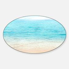 Beautiful Beach Decal