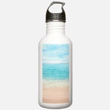Beautiful Beach Water Bottle