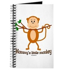 Mommy's Little Monkey Journal