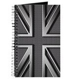 Union jack Journals & Spiral Notebooks