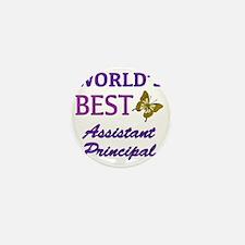 Worlds Best Assistant Principal (Butte Mini Button