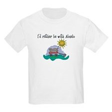 Rather be with Abuelo T-Shirt