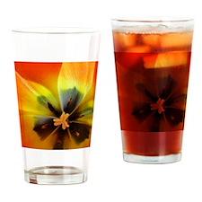 Georgia Tulip Drinking Glass