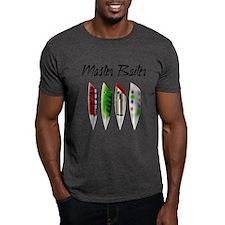 Master Baiter Dark Gray T-Shirt