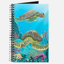 Cute Sea Turtles Journal