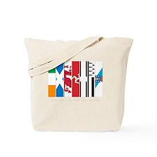 Seven Celtic Nations Dark Tote Bag