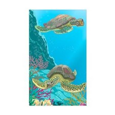 Cute Sea Turtles Decal