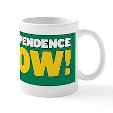 Independence Now Small Mug