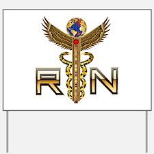 Medical RN 2 Yard Sign