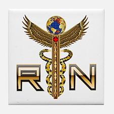 Medical RN 2 Tile Coaster