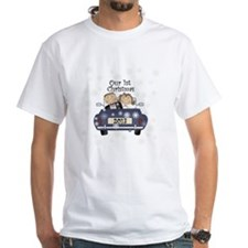 Just Married 1st Christmas 2013 Shirt