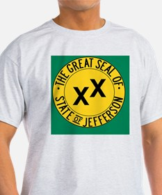 Jefferson Flag T-Shirt