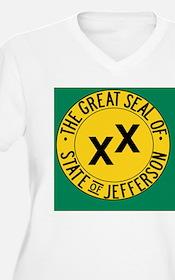 Jefferson Flag T-Shirt