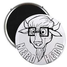 Nerd Herd Magnet