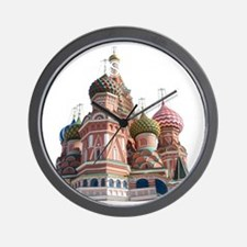 Moscow_12X12_v4_White Wall Clock