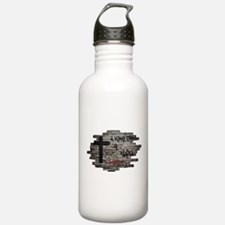 A King died 4 you Water Bottle