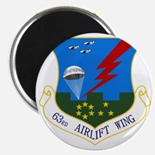 63rd AW Magnet