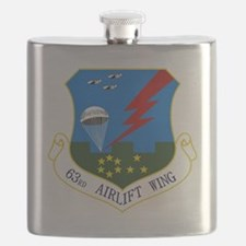 63rd AW Flask