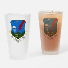 63rd AW Drinking Glass