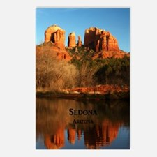 Sedona_34x44_TwinDuvet_Ca Postcards (Package of 8)