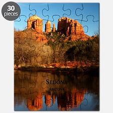 Sedona_34x44_TwinDuvet_CathedralRock Puzzle