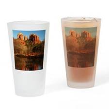 Sedona_34x44_TwinDuvet_CathedralRoc Drinking Glass