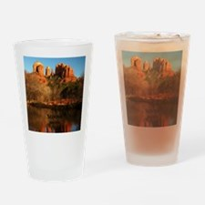 Sedona_34x44_TwinDuvet_CathedralRoc Drinking Glass