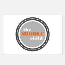 The Middle Child Postcards (Package of 8)