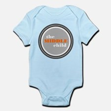 The Middle Child Infant Bodysuit