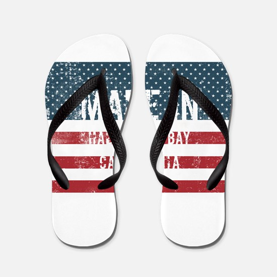 Made in Half Moon Bay, California Flip Flops