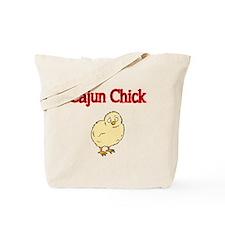 Cajun Chick Tote Bag