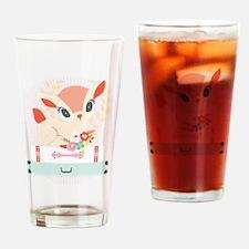sweet deer Drinking Glass