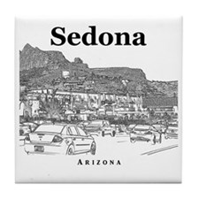 Sedona_10x10_v1_MainStreet_Black Tile Coaster