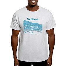 Sedona_10x10_v1_MainStreet_Blue T-Shirt