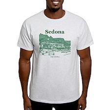 Sedona_10x10_v1_MainStreet_Green T-Shirt