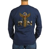 Male nurse Long Sleeve Dark T-Shirts