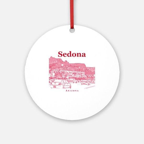 Sedona_10x10_v1_MainStreet_Red Round Ornament