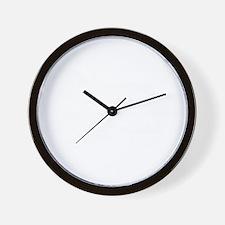 Sedona_10x10_v1_MainStreet_White Wall Clock