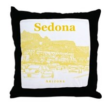Sedona_10x10_v1_MainStreet_Yellow Throw Pillow