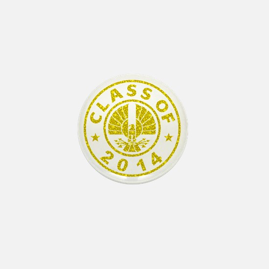 Class Of 2014 Eagle Mini Button