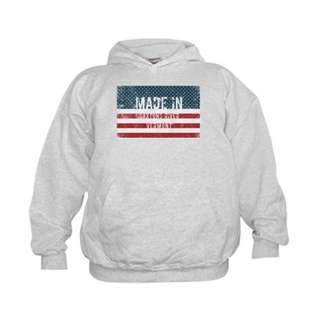 Made in Saxtons River, Vermont Sweatshirt