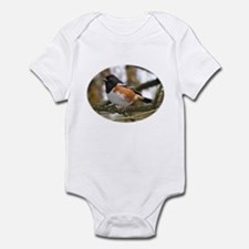 Spotted Towhee Infant Bodysuit