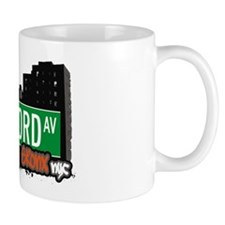 Concord Av, Bronx, NYC  Mug