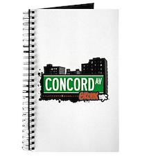 Concord Av, Bronx, NYC Journal