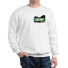 Concord Av, Bronx, NYC  Sweatshirt