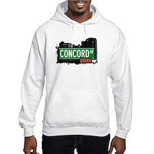 Concord Av, Bronx, NYC Jumper Hoody