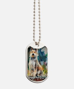 2013 Berger Picard Dog Tags